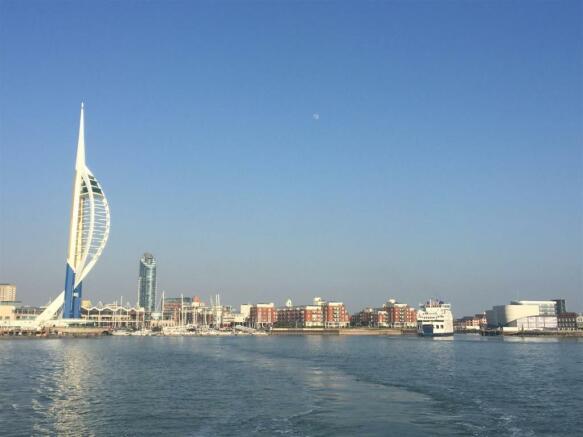 Gunwharf Quays Pic.JPG