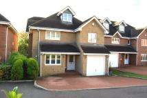 Detached property in Frien Close, Cheshunt...