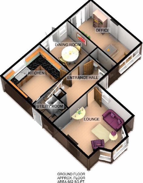 Lucern Floor plan gr