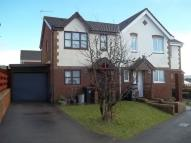 3 bed semi detached house to rent in Augustus Way, Lydney