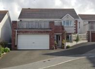 Detached property in Alexandra Court, Porth...