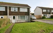 3 bed semi detached house in Pellew Close, Padstow...