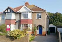 3 bed semi detached property to rent in Phrosso Road, Worthing
