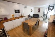 Detached home for sale in Wapping High Street...