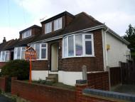 Semi-Detached Bungalow in Delce Road, Rochester...
