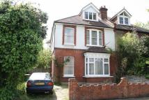 semi detached house in SUTTON