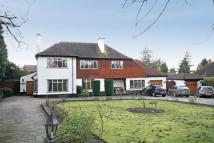 Detached property for sale in CHEAM