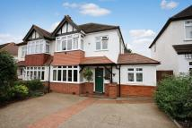 CHEAM semi detached house for sale