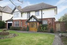 4 bed Detached home in SOUTH CHEAM