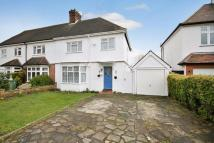 3 bedroom semi detached house for sale in SOUTH SUTTON