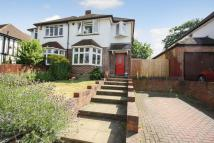 3 bed semi detached property for sale in CHEAM