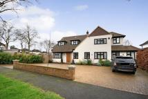 Detached house in SOUTH CHEAM
