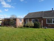 Semi-Detached Bungalow in Gillingham, Dorset, SP8