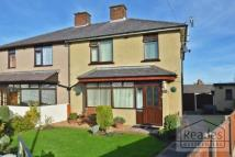 3 bedroom semi detached home for sale in Deniols Road...