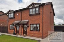 2 bed semi detached home in Potters Way...
