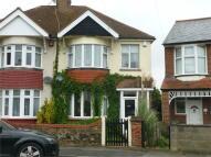 semi detached home for sale in Lamorna Avenue...