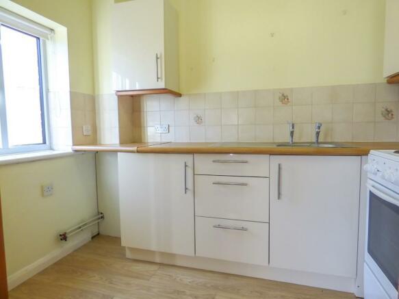 Kitchen View Two