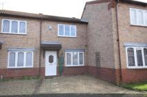 Terraced house in Jacob Close, Worcester...