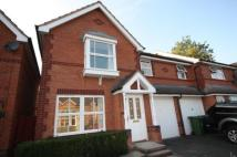 Terraced house for sale in Hardy Court, Worcester...