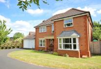 Detached home in Teasel Way, Claines...