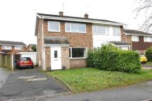 3 bedroom semi detached property for sale in 14 Holliesbrook Close...