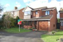 4 bed Detached house in 25 Nursery Drive...
