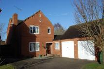Detached house for sale in 2 Church Close, Gnosall...