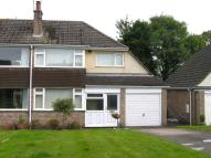 3 bed semi detached house for sale in 35 Glendower Close...