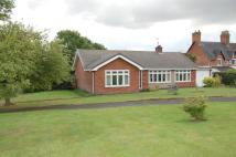 Detached Bungalow in Ash Rise, Stafford