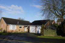 Detached Bungalow for sale in Manor Road, Gnosall
