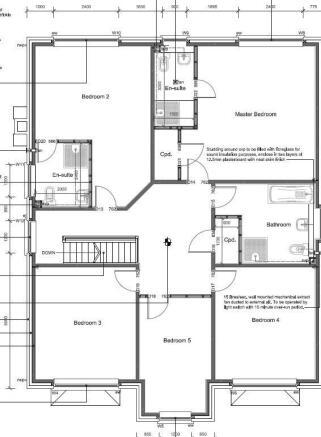 First Floor Plan - P