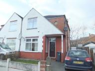 3 bedroom semi detached house in Cundiff Road, Chorlton...