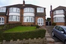 3 bed semi detached house for sale in Pickwick Grove, Moseley...