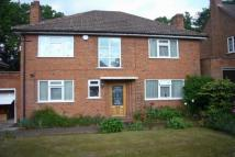 4 bed Detached property in Moorcroft Road, Moseley...