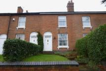 Terraced property for sale in Alcester Road, Moseley...