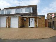 3 bedroom semi detached house for sale in SAPCOTE WAY, SAWTRY