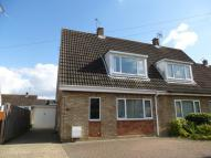 semi detached house in NEWTON ROAD, SAWTRY