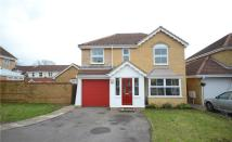 Detached home for sale in Broadmead, Farnborough...