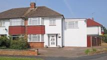 semi detached house for sale in Belmont Close...