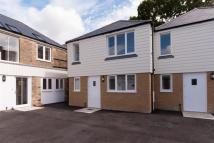 new property in Priory Mews, The Square...