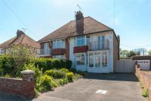 3 bed semi detached home for sale in Westbrook Avenue...