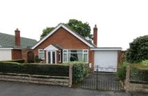 Detached Bungalow for sale in Greenfield Crescent...