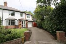 semi detached house for sale in Chapel Close, Rowton