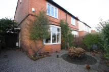 4 bed semi detached home in Hoole Lane, Hoole