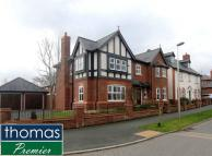 Detached home in Cheshires Way, Saighton