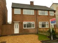 semi detached home in Gladstone Road, Urmston...