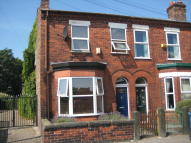 End of Terrace house in Gorton Street, Eccles...