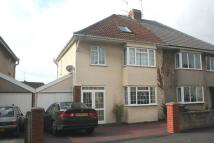 4 bed semi detached property to rent in Springfield Avenue...