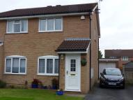 2 bedroom semi detached home for sale in Long Close, Downend...