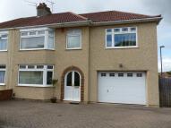 semi detached house in Salisbury Road, Downend...